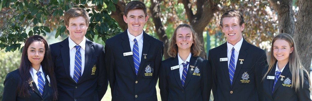 Bathurst High captains
